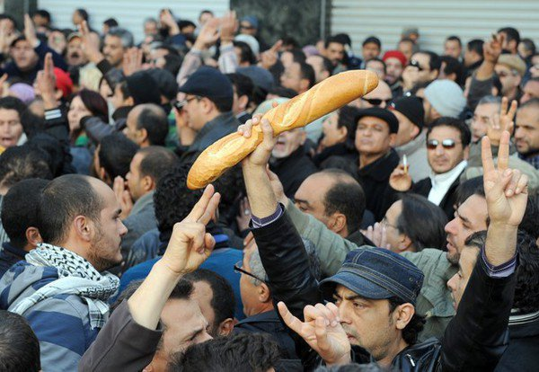 tunisian uprising